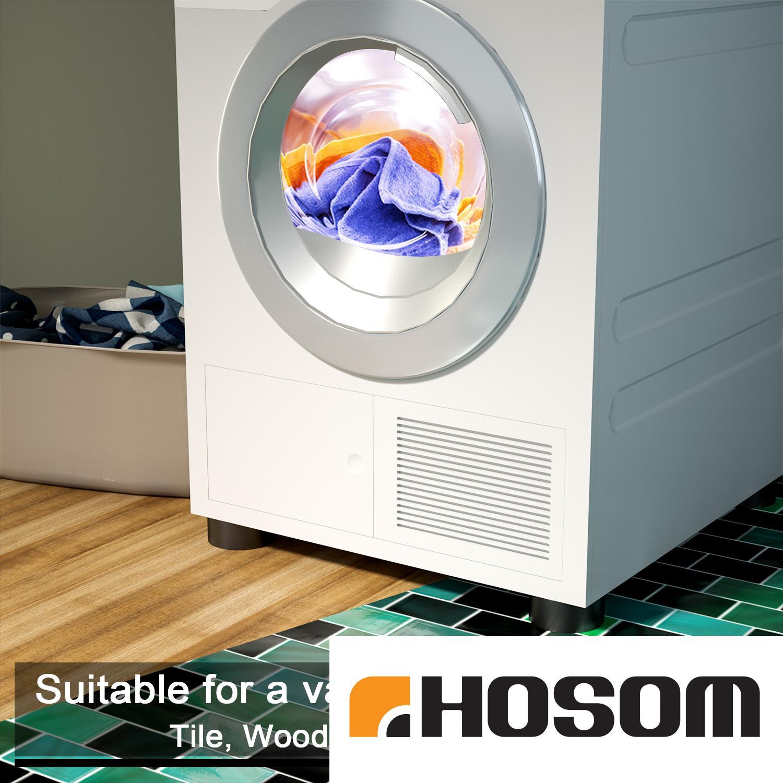 Hosom Anti Vibration Pads Washing Machine Pads For Reducing Noise